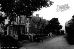 Rhos-on-Sea, Rhos Road 1906
