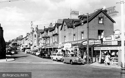 Rhos-on-Sea, Rhos Road c.1960