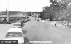 Rhos-on-Sea, Seafront c.1965