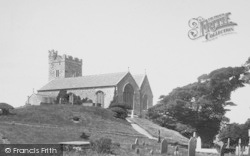 Rhos-on-Sea, St Trillo's Church 1890