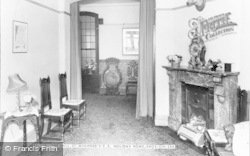 Rhos-on-Sea, St Winifred's Ce Holiday Home, The Hall c.1960