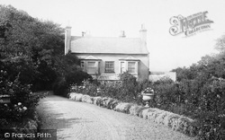 Rhos-on-Sea, The Vicarage 1895