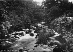 Rhos-Y-Gwaliau, Hirnant Valley 1931