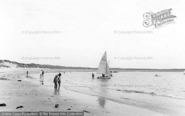 Photo of Rhoscolyn, Silver Bay c.1965