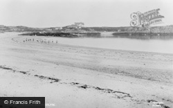 Rhoscolyn, The Beach c.1955