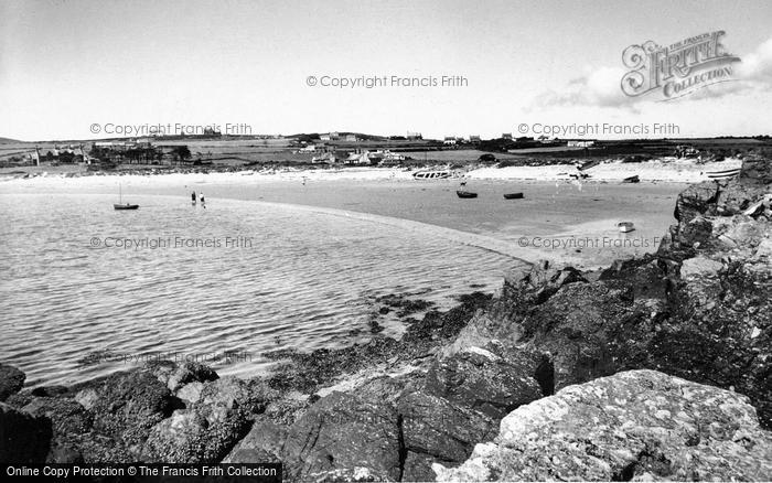 Photo of Rhoscolyn, The Beach c.1960