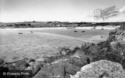 Rhoscolyn, The Beach c.1960