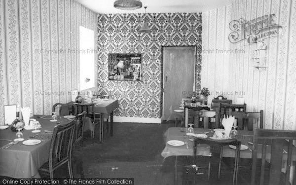 Photo of Rhoscolyn, The Dining Room, Gwynfryn Hotel c.1960