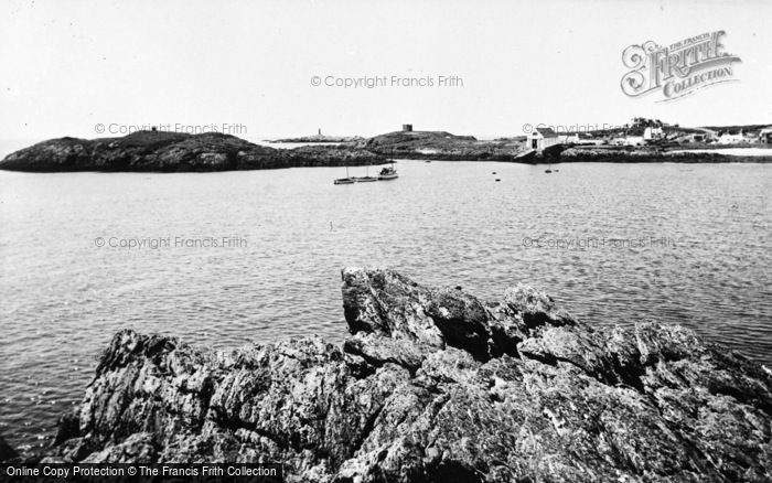 Photo of Rhoscolyn, The Old Life Boat Station c.1960
