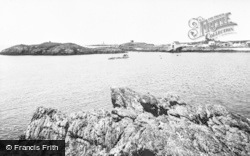 Rhoscolyn, The Old Life Boat Station c.1960