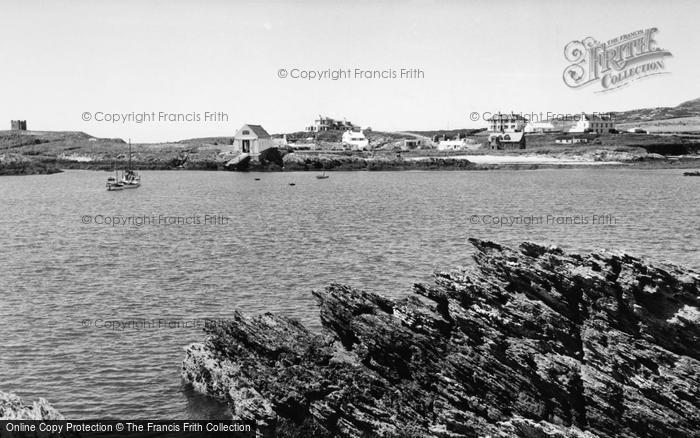 Photo of Rhoscolyn, The Old Lifeboat Station c.1960
