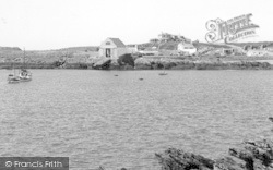 Rhoscolyn, The Old Lifeboat Station c.1960