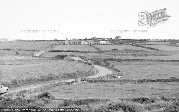 Photo of Rhoscolyn, The Village c.1960