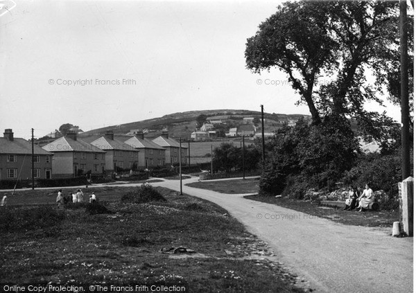 Photo of Rhosesmor, The Village 1936