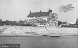 Rhosneigr, Bay Hotel c.1936
