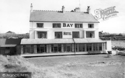 Rhosneigr, Bay Hotel c.1960
