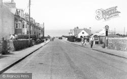 Rhosneigr, Beach Road c.1960