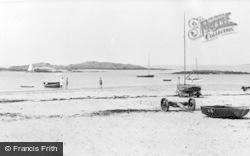 Boating Pool c.1955, Rhosneigr