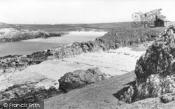 Rhosneigr, Cable Bay c.1936