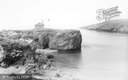 Cable Bay c.1955, Rhosneigr