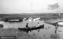 Rhosneigr, Maelog Lake 1936