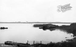 Rhosneigr, Maelog Lake c.1960