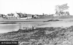 Parlwr Beach c.1965, Rhosneigr