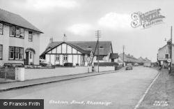 Station Road 1960, Rhosneigr
