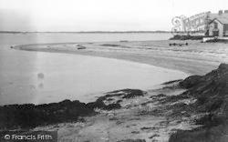 Rhosneigr, The Beach c.1936