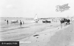 The Beach c.1960, Rhosneigr