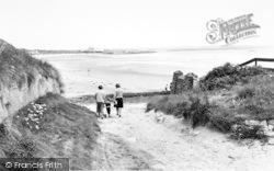 The Beach c.1965, Rhosneigr