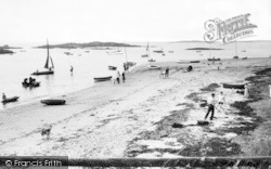 The Boat Pool c.1960, Rhosneigr