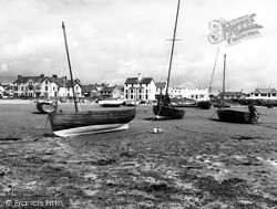 The Sands At Low Tide c.1960, Rhosneigr