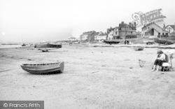 The Village Beach c.1960, Rhosneigr