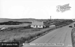 Tyn Tywyn, From Aberffraw c.1965, Rhosneigr