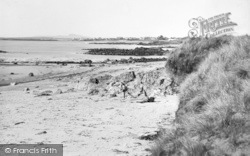 Rhosneigr, View From Tyn-Tywyn c.1936