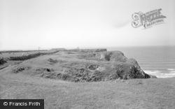 Cliff Walk 1955, Rhossili