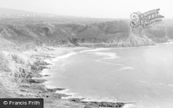 Rhossili, Fall Bay 1958