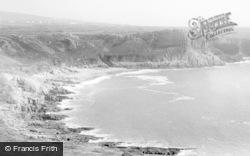 Rhossili, Fall Bay 1958