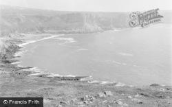 Fall Bay 1958, Rhossili