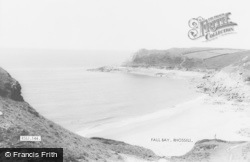 Rhossili, Fall Bay 1968