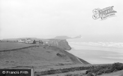 Rhossili, General View 1963