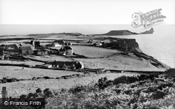 General View c.1955, Rhossili