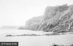 Rhossili, Mewslade Bay 1901