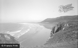 The Bay 1955, Rhossili