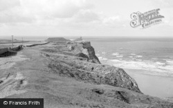 Rhossili, The Bay 1964