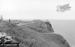 Rhossili, Worms Head 1968
