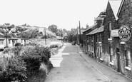 Rhosymedre, Rock Road c1955