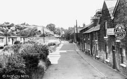 Rhosymedre, Rock Road c.1955