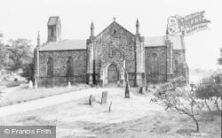 Rhosymedre, St John The Evangelist's Parish Church c.1955
